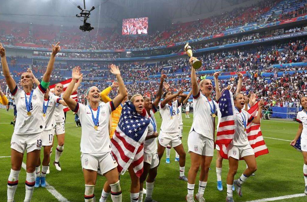 FIFA Women World Cup Winners
