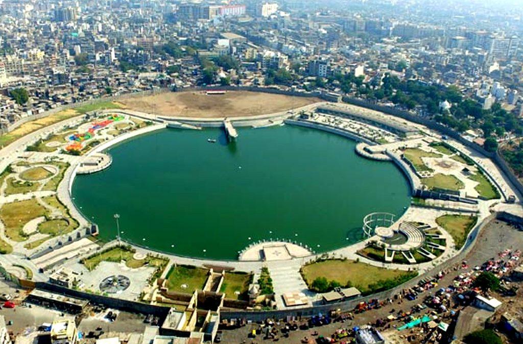 Lakes in Gujarat