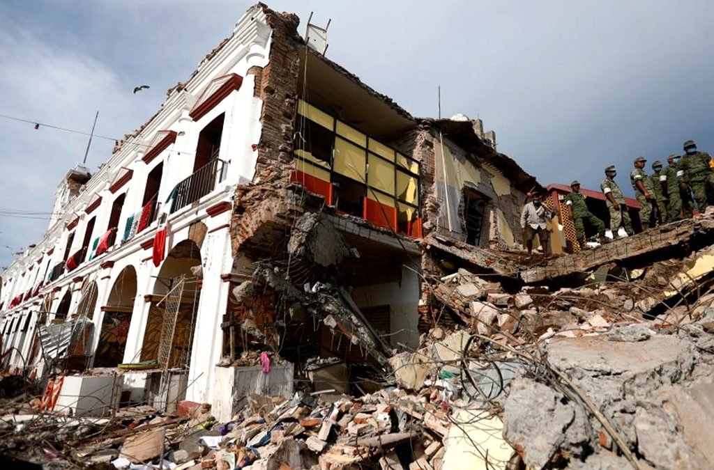 Types of Earthquakes (Bhukamp)