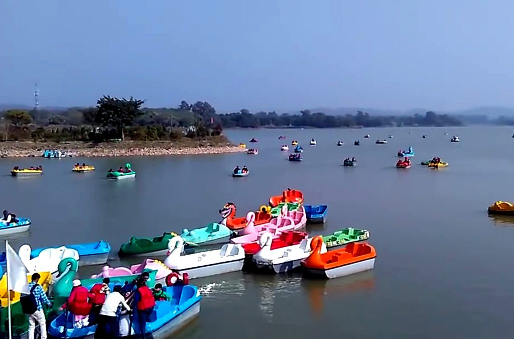 Lakes in Chandigarh