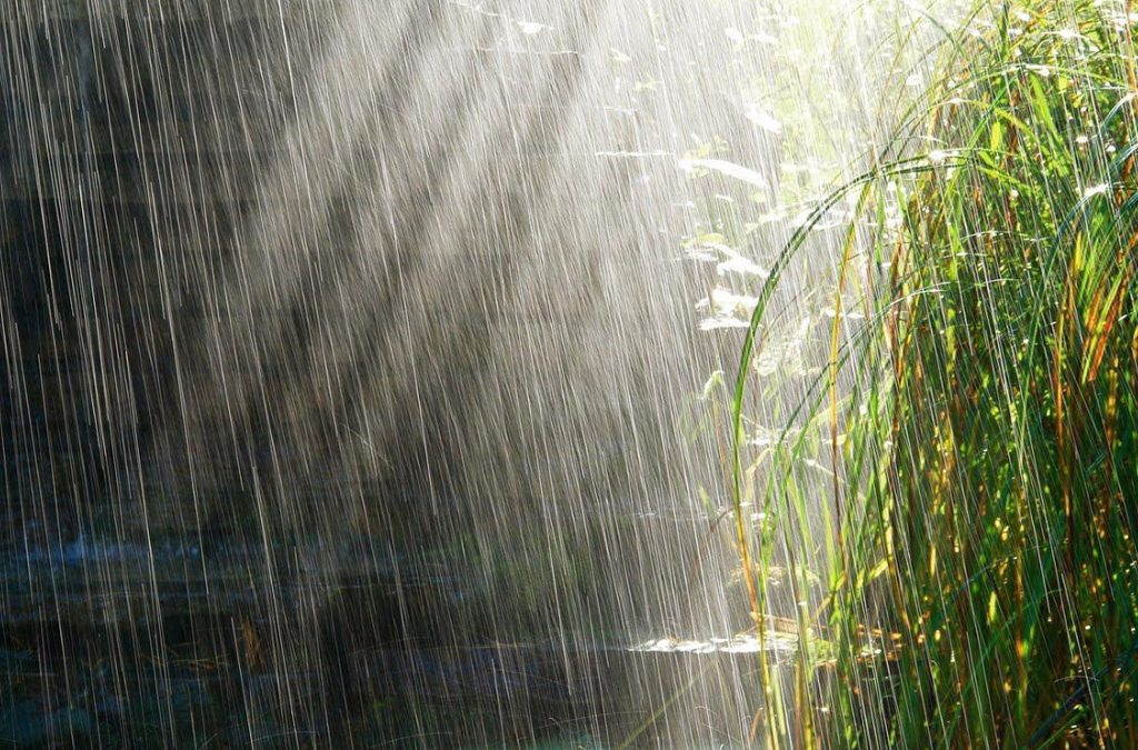 Types of Rainfall
